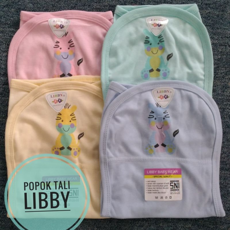LIBBY-POPOK -ISI 1 LUSIN-